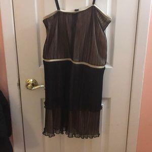 Mini tube dress